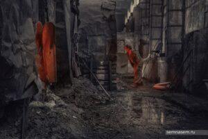Подпольные углежоги в Костроме возобновили работу по ночам